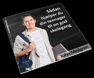 hjælp din teenager til en god skolegang