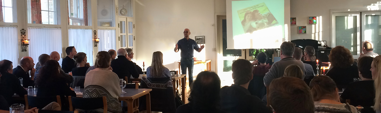 Inspirius foredrag